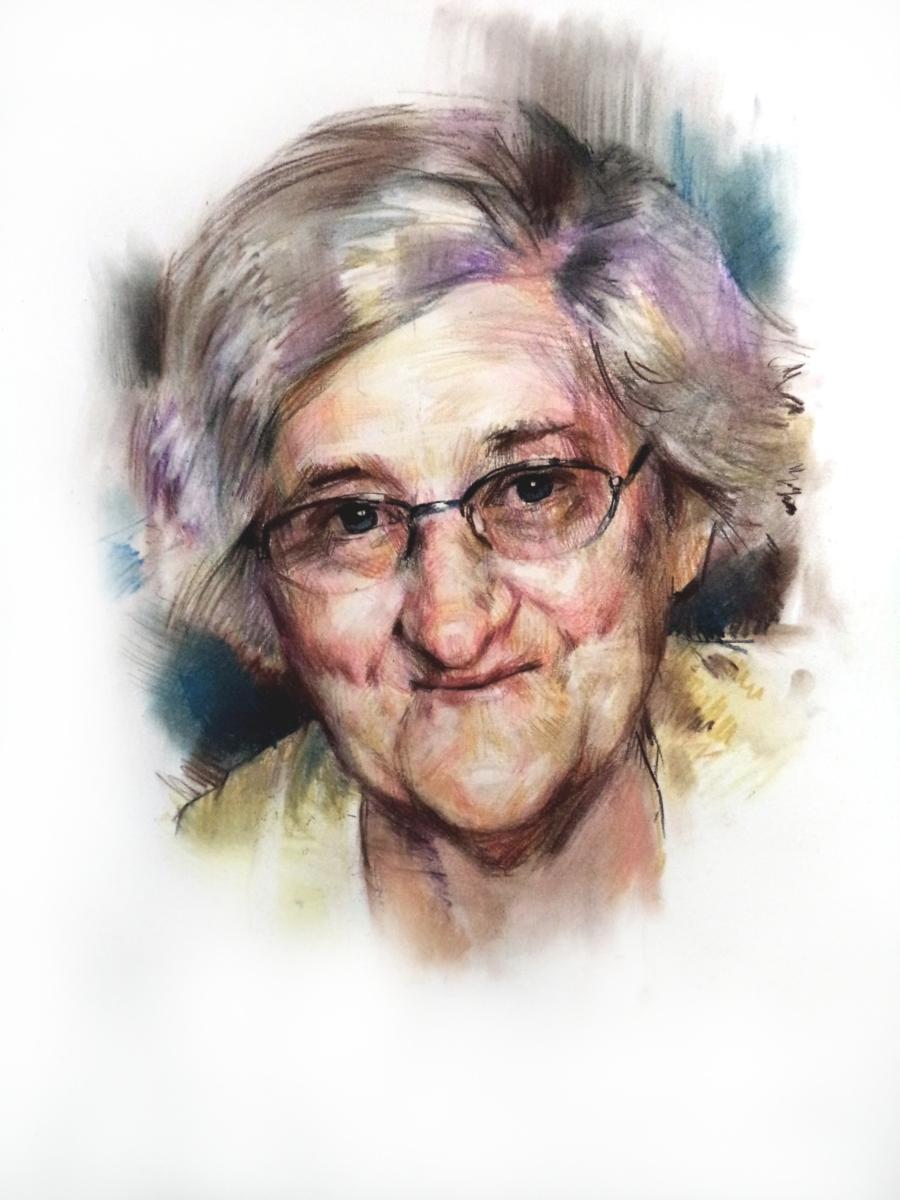 портрет по фотографии в минске